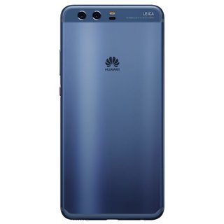Huawei P10 Plus Akkudeckel Back Cover Blau