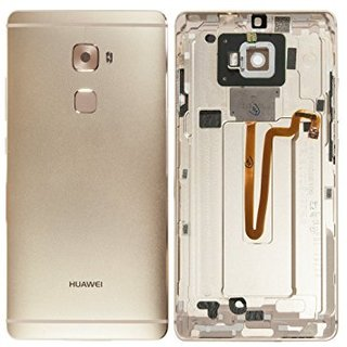 Huawei Mate S Akkudeckel Battery Cover Gold mit Finger Print Sensor
