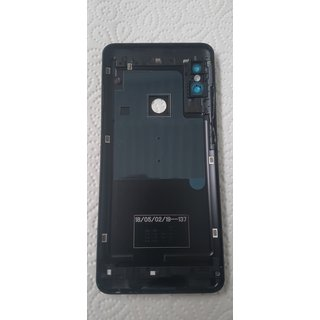 Xiaomi Redmi Note 5 Akkudeckel Battery Cover Schwarz
