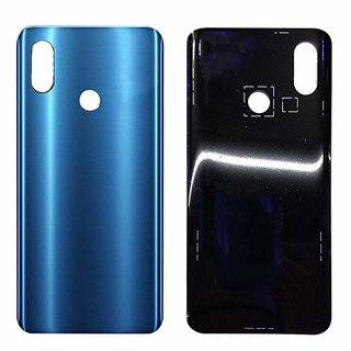 Xiaomi Mi 8 Akkudeckel Battery Cover Blau