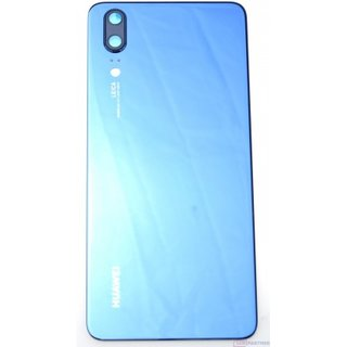 Huawei P20 Akkudeckel Battery Cover Blau