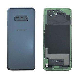 Samsung Galaxy S10 E Akkudeckel Battery Cover Prism Schwarz