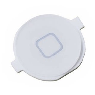 iPhone 3G 3GS 4 Home Button Knopf - Weiss