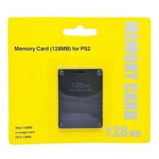 PS2 Memory Card Speicher Karte 128 MB