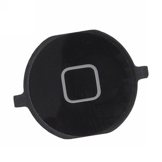 iPhone 4S Home Button in schwarz