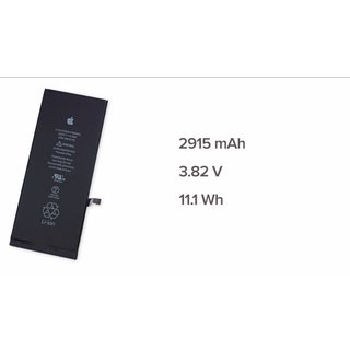 iPhone 6 Plus Akku 2915 mAh - 3.82V / 11.1W