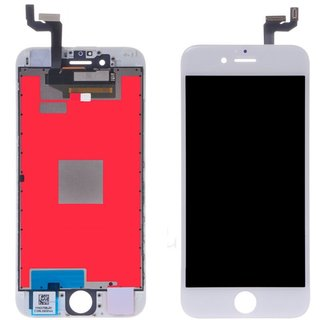 iPhone 6S LCD Display und Touchscreen Weiss