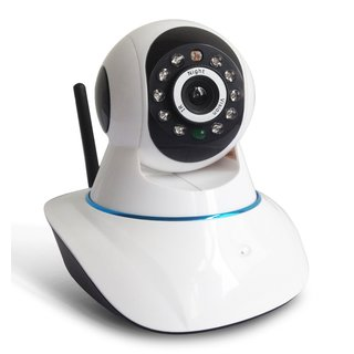 Wireless & Cable DUAL IP Network Camera