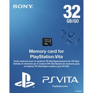 Sony Memory Card PS Vita 32.0 GB (Sony), PS Vita