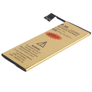 iPhone 5S Power Gold  Akku 3.8V 2680 mAh