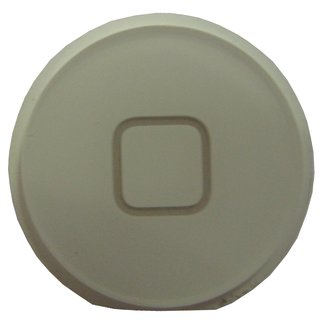 iPad 2 Home Button in weiss