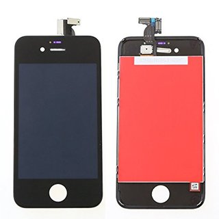 Apple iPhone 4S LCD Display Screen with Digitizer Touch Panel black
