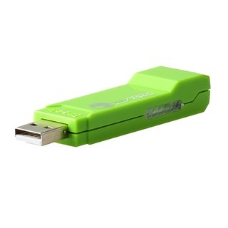 Brook XBOX 360 >> PS4 Gaming Super Converter Controller Adapter Lime