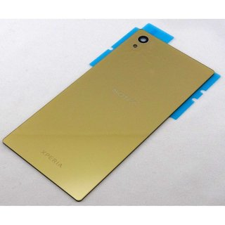 Sony Xperia Z5 Akkudeckel Battery Cover Gold