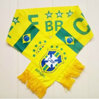 Extend Brasilien Fan Schal