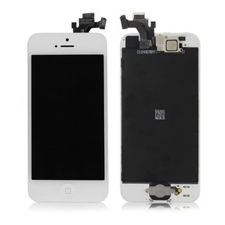 Complete Assembly Replacement LCD+Touch Screen Digitizer for iPhone 5 (white)