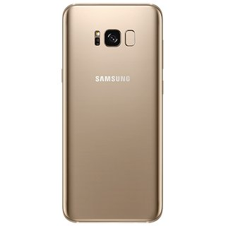 Samsung Galaxy S8 Plus Akkudeckel Battery Cover Gold