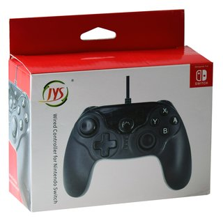 Nintendo Switch Pro Controller Gamepad mit Turbo Funktion